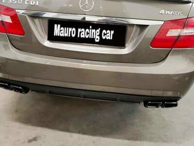 Terminale sportivo Mercedes Classe E